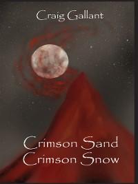 Cover Crimson Sand, Crimson Blood