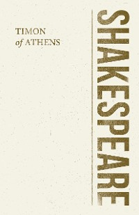 Cover Timon of Athens