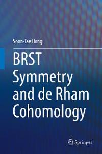 Cover BRST Symmetry and de Rham Cohomology
