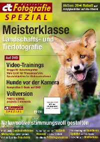 Cover c't Fotografie Spezial: Meisterklasse Edition 9