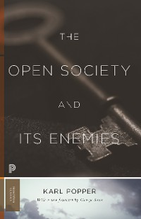 Cover The Open Society and Its Enemies