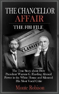 Cover The Chancellor Affair: The FBI File
