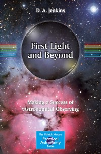 Cover First Light and Beyond