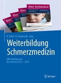Cover Weiterbildung Schmerzmedizin