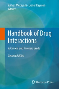 Cover Handbook of Drug Interactions