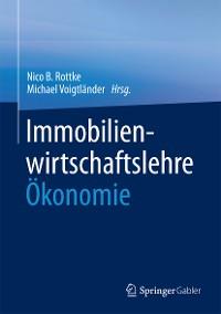 Cover Immobilienwirtschaftslehre - Ökonomie