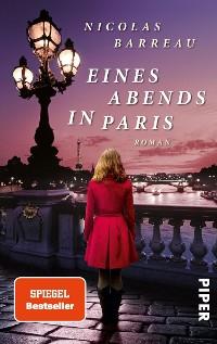 Cover Eines Abends in Paris