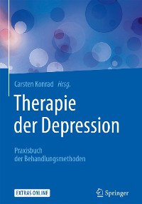 Cover Therapie der Depression