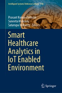 Cover Smart Healthcare Analytics in IoT Enabled Environment