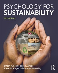 Cover Psychology for Sustainability