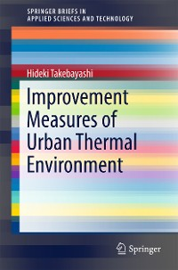 Cover Improvement Measures of Urban Thermal Environment