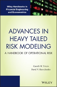 Cover Advances in Heavy Tailed Risk Modeling