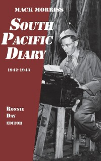 Cover South Pacific Diary, 1942-1943