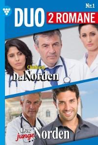 Cover Arzt-Duo 1 – Arztroman
