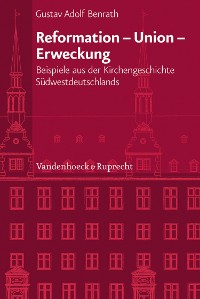 Cover Reformation - Union - Erweckung