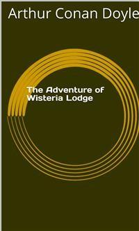 Cover The Adventure of Wisteria Lodge