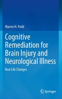 Cover Cognitive Remediation for Brain Injury and Neurological Illness