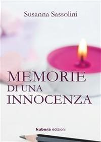 Cover Memorie di una innocenza