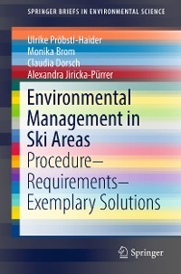 Cover Environmental Management in Ski Areas