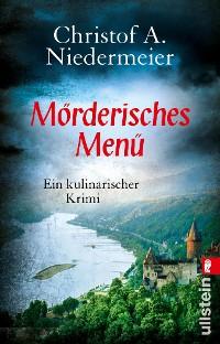 Cover Mörderisches Menü