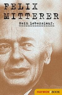 Cover Mein Lebenslauf