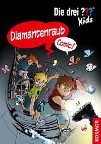 Cover Die drei ??? Kids, Diamantenraub (drei Fragezeichen Kids)