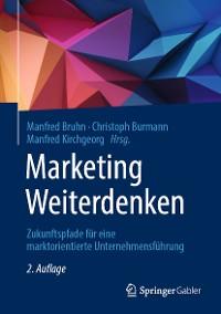 Cover Marketing Weiterdenken