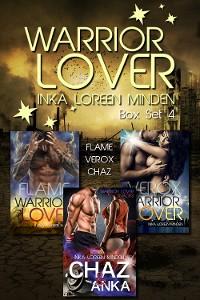 Cover Warrior Lover Box Set 4