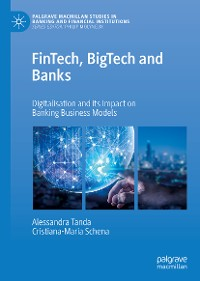 Cover FinTech, BigTech and Banks
