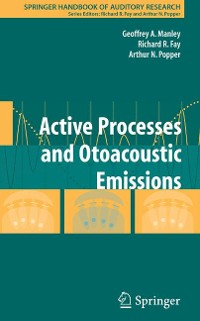Cover Active Processes and Otoacoustic Emissions in Hearing