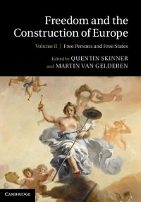 Cover Freedom and the Construction of Europe: Volume 2, Free Persons and Free States