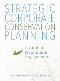 Cover Strategic Corporate Conservation Planning