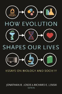Cover How Evolution Shapes Our Lives
