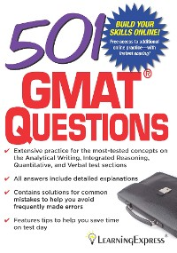 Cover 501 GMAT Questions