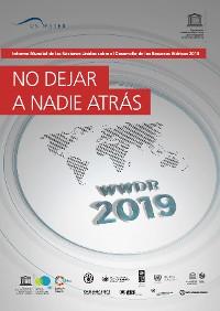 Cover Informe Mundial de Naciones Unidas sobre el Desarrollo de los Recursos Hídricos 2019