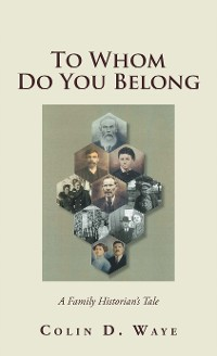 Cover To Whom Do You Belong