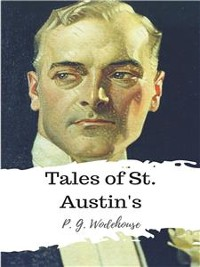Cover Tales of St. Austin's
