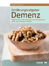 Cover Ernährungsratgeber Demenz