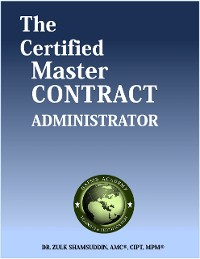 Cover The Certified Master Contract Administrator