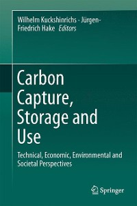 Cover Carbon Capture, Storage and Use