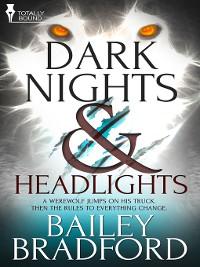 Cover Dark Nights and Headlights