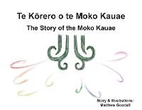 Cover Te Kōrero o te Moko Kauae