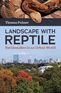 Cover Landscape with Reptile