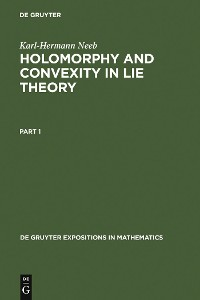 Cover Holomorphy and Convexity in Lie Theory