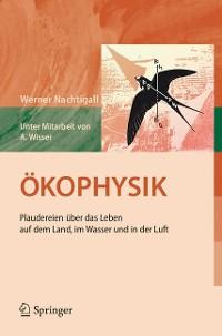 Cover Ökophysik