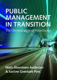 Cover Public management in transition