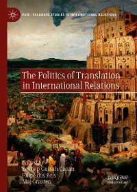 Cover The Politics of Translation in International Relations