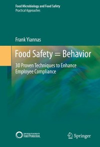 Cover Food Safety = Behavior