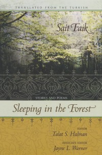 Cover Sleeping in the Forest