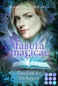 Cover Fabula Magicae 3: Das Lied der Bücherwelt